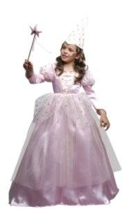 Costume Fée des Etoiles avec Boîte - 3/5 ans