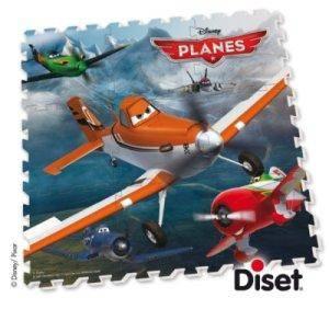 Tapis Puzzle en Mousse Planes