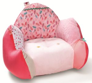 Fauteuil Club Licorne Louise