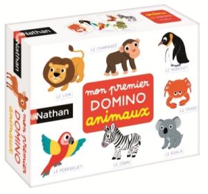 Mon Premier Domino - Animaux