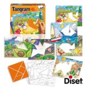 Jeu Tangram Kids