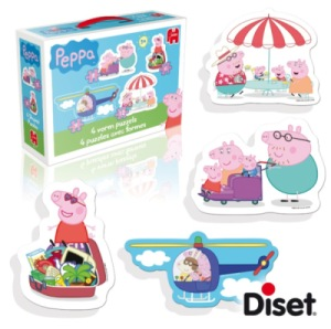 Puzzles Peppa Pig