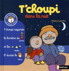 Livre Tchoupi dans la nuit