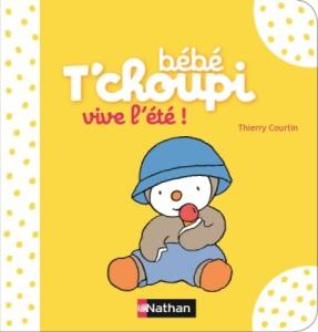Livre Bébé Tchoupi Vive l'été !