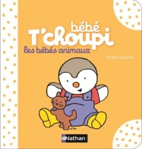 Livre Bébé Tchoupi - Les Bébés Animaux