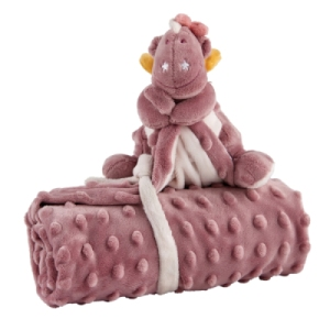 Doudou Couverture Dragon Victoria