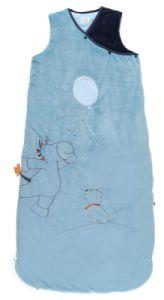 Gigoteuse Achille et Zebrito - 90-110 cm