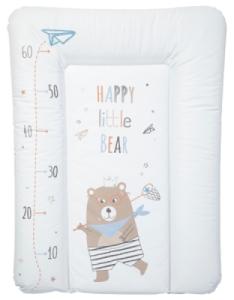 Matelas à Langer Happy Little Bear - 50x70 cm