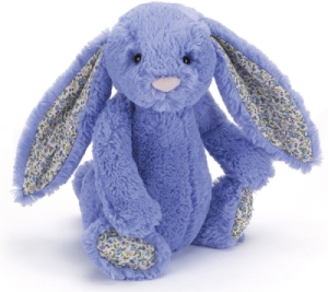 Peluche Lapin Blossom Bashful Bluebell - 18 cm
