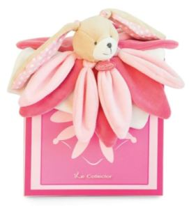 Doudou Lapin Rose Collector - 28 cm
