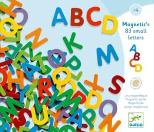 Jeu Magnetique 83 small letters