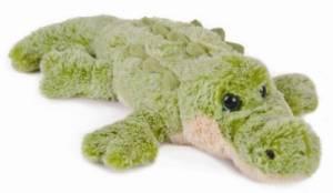 Peluche Crocodile - 40 cm