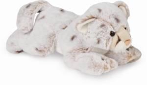 Peluche Léopard des Neiges - 30 cm