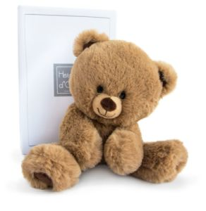 Peluche Ours Choubis - 28 cm
