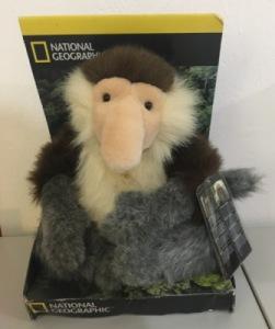 Peluche Singe Macaque du Japon