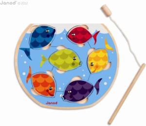 Puzzle Magnétique Speedy Fish