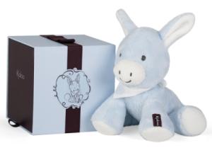 Peluche Ane Régliss Bleu Les Amis Babies - 25 cm