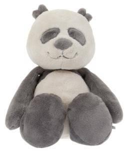 Peluche Panda Scott - 25 cm