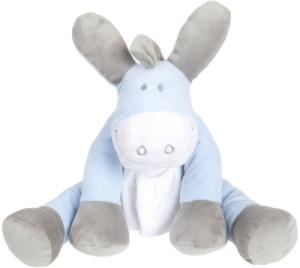Peluche à Trésors Paco Bleu Concept Cadeau - 40 cm