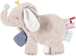 Doudou Platso Eléphant Bao