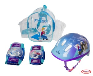 Set de 3 protections La Reine des Neiges