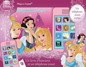 Livre Princesse Téléphone
