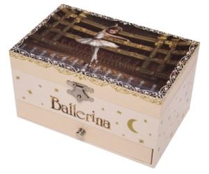 Boite à Bijoux Musicale Ballerina