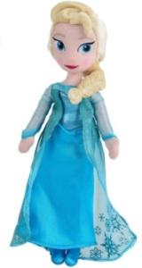 Peluche Elsa La Reine des Neiges - 25 cm