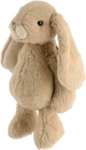 Peluche Lapin Taupe Lovely Kanini - 25 cm