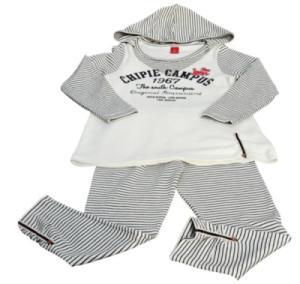 Pyjama 2 Pièces Retro Campus - 4 ans