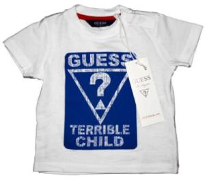 Tee-Shirt Terrible Child 18 Mois