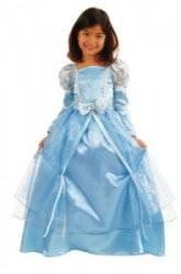 Costume Comtesse des Neiges 3 à 5 ans