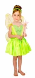Costume Fée Clochette 3-5 ans