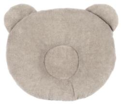 Coussin Panda Taupe