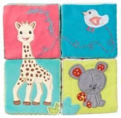Cubes d'Eveil Sophie la Girafe