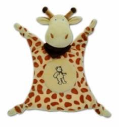 Doudou Girafe La Jungle
