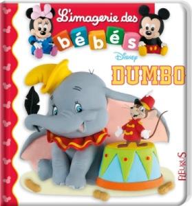 Livre Imagerie  des Bébés - Dumbo