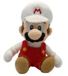 Peluche Mario Bros Wii Plush 24cm