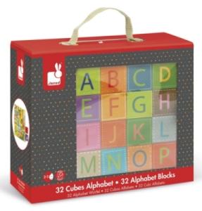 Cubes Alphabet Kubkid
