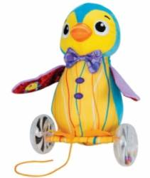 Jouet Pingouin à Tirer