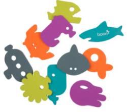 Jouets de Bain à Coller Dive