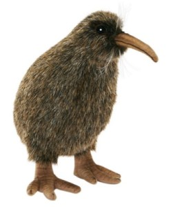 Peluche Kiwi - 20 cm