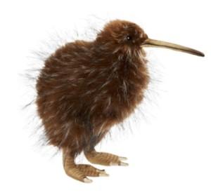 Peluche Kiwi - 23 cm