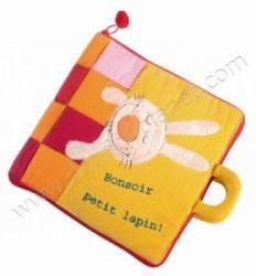 Livre Bonsoir Petit Lapin