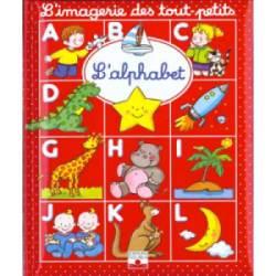 Livre L'Alphabet - Imagerie des Tout Petits