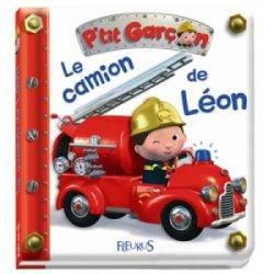Livre Le Camion de Léon - Petit Garçon