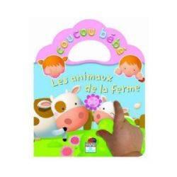 Livre Les Animaux de la Ferme - Coucou Bébé