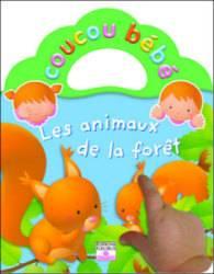 Livre Les Animaux de la Forêt - Coucou Bébé