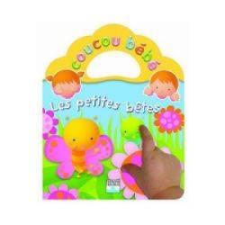 Livre Les Petites Bêtes - Coucou Bébé