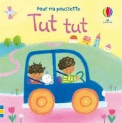 Livre Poussette Tut Tut
